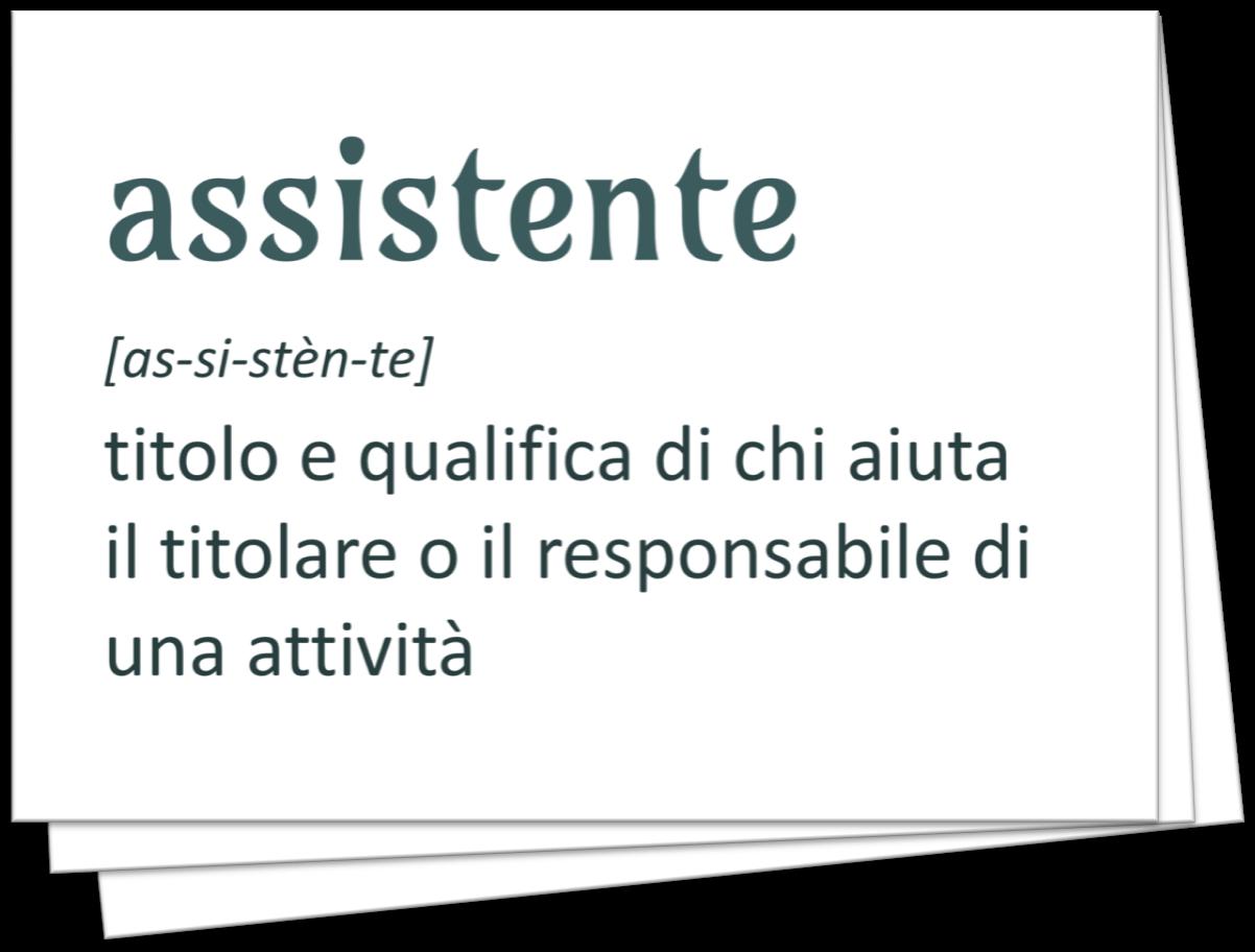 AssistenteDallaAallaZeta Parole Chiave Assistente di Direzione A come Assistente Dizionario Assistente Assistente Dalla A alla Zeta