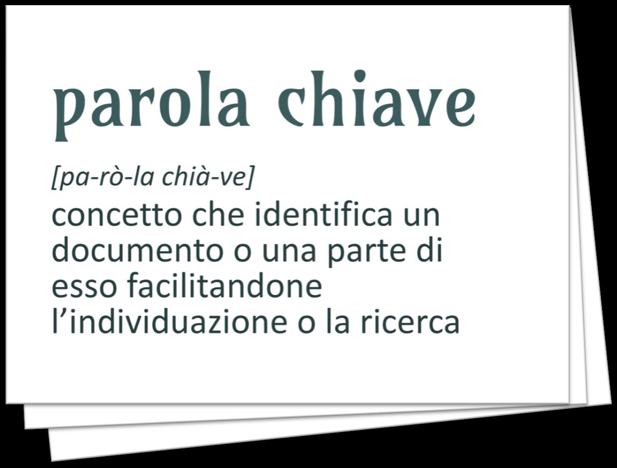 AssistenteDallaAallaZeta Parole Chiave Assistente di Direzione Dizionario Parola Chiave