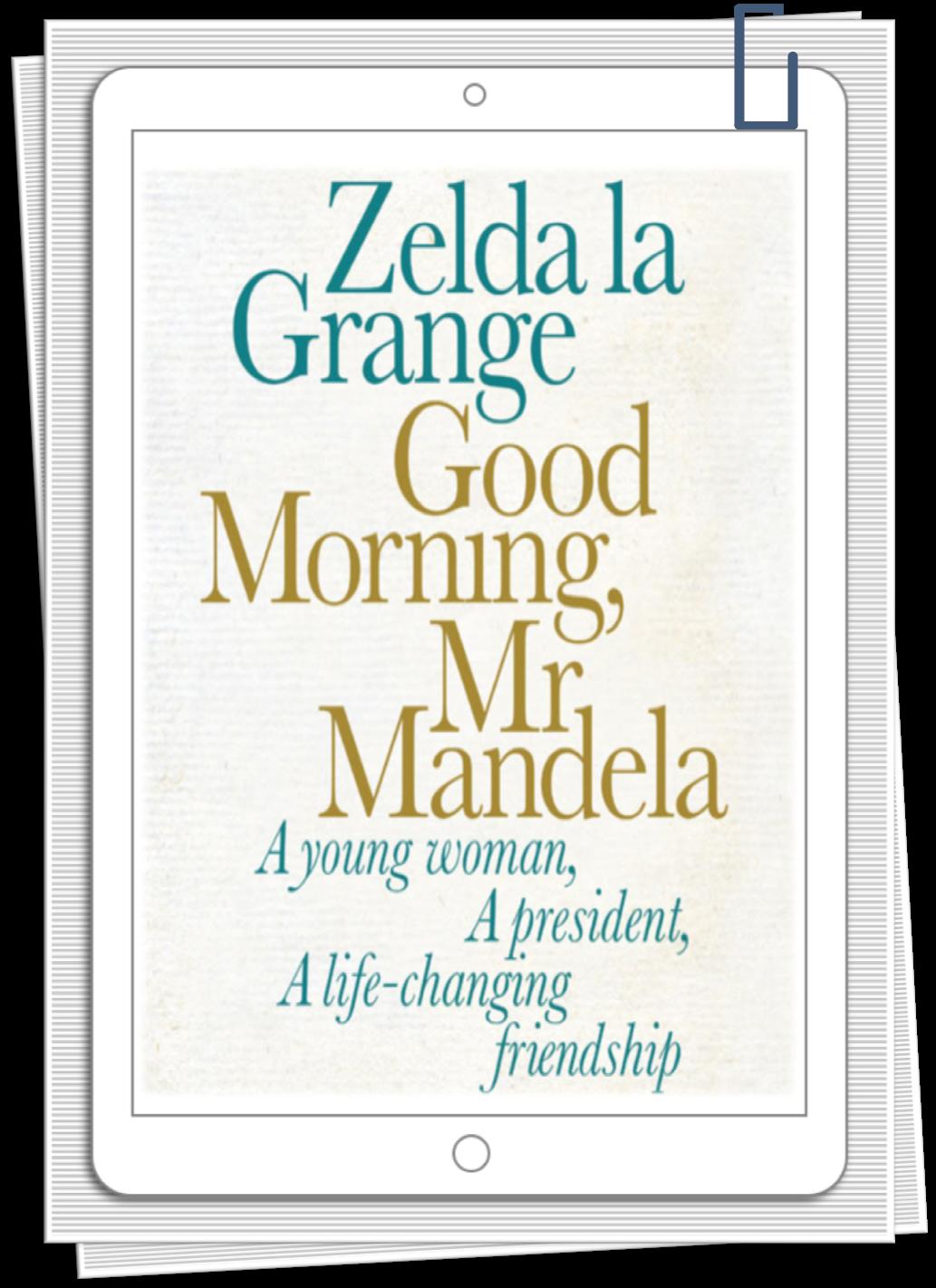 Irene Linguari AssistenteDallaAallaZeta Assistente di Direzione Comunicazione Multiculturale Zelda la Grange Good Morning Mr Mandela Assistente dalla A alla Zeta