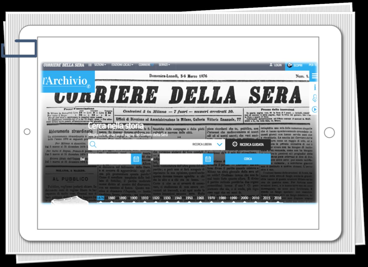 Irene Linguari AssistenteDallaAallaZeta Corriere della Sera Archivio Storico Assistente dalla A alla Zeta