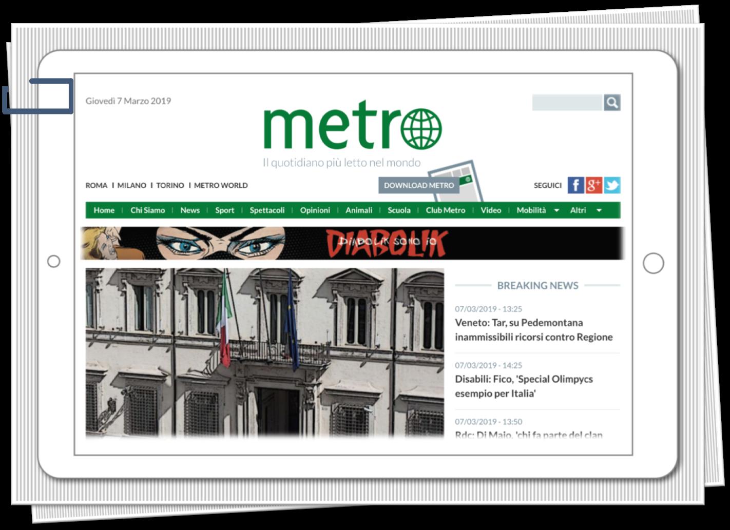 Irene Linguari AssistenteDallaAallaZeta Metro News Assistente dalla A alla Zeta
