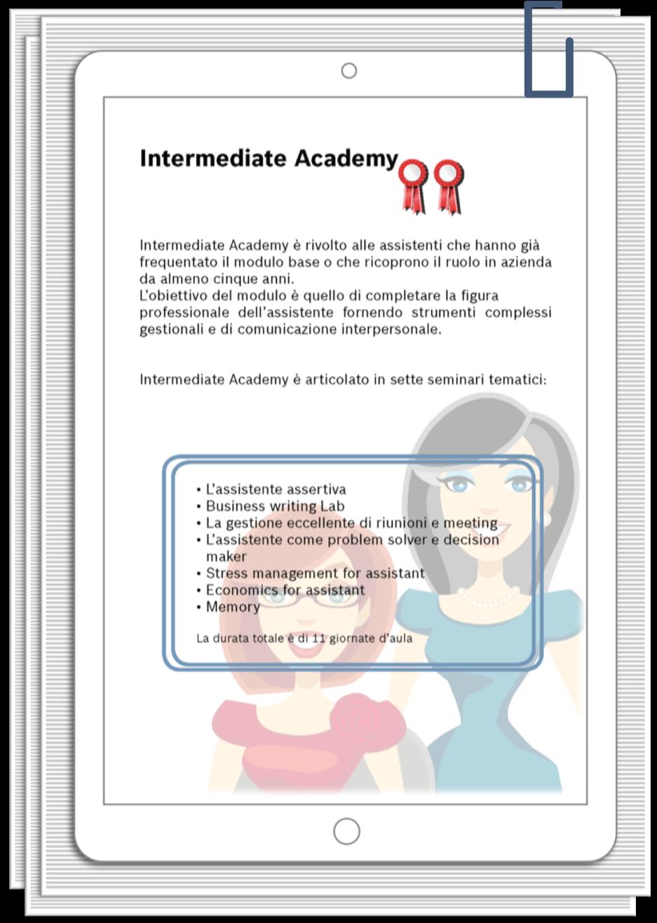 IreneLinguari_AssistenteDallaAallaZeta_About_Irene_02_Formazione_Assistente_A_SecretaryAcademy_Int_prog