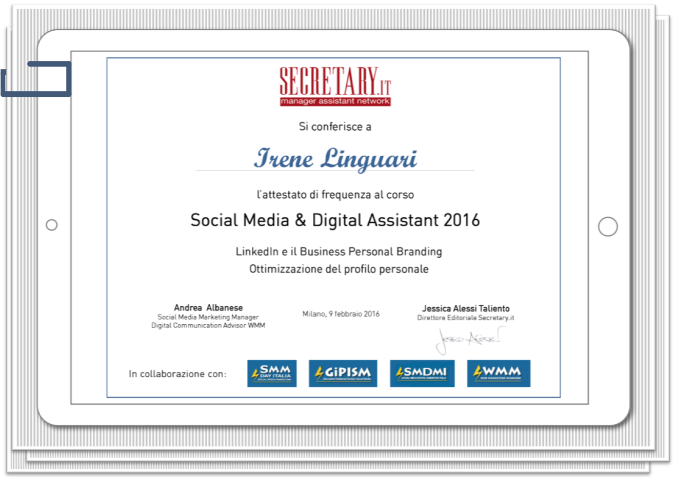 IreneLinguari_AssistenteDallaAallaZeta_About_Irene_02_Formazione_Assistente_B_DigitalAssistant_att