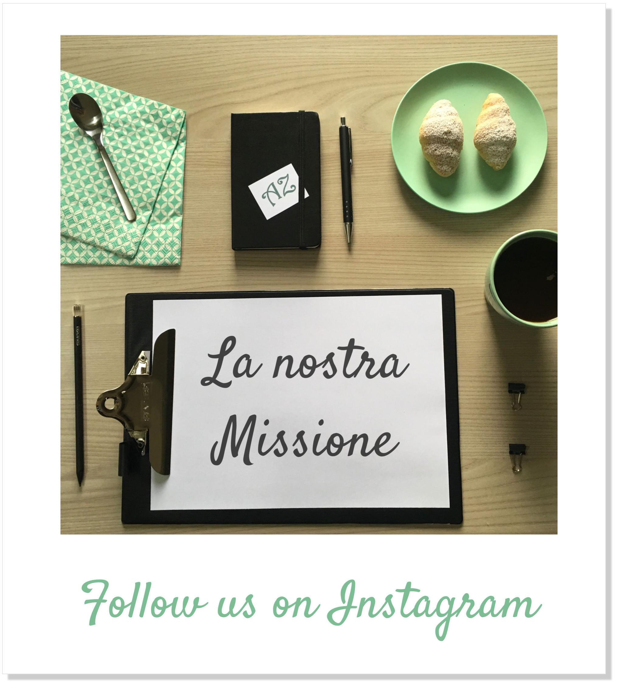 AssistenteDallaAallaZeta Assistente di Direzione Missione Flatlay Instagram Nostra Missione AssistenteDallaAallaZeta