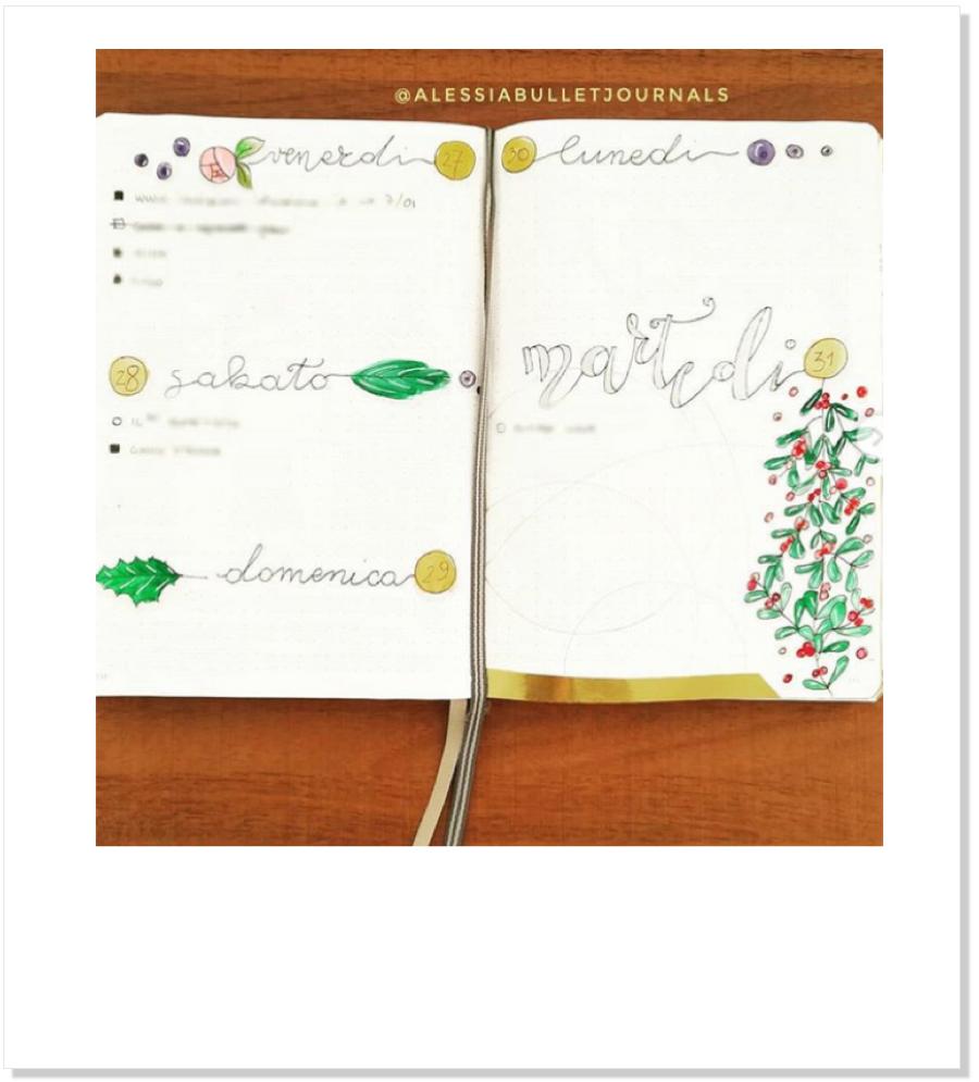 AssistenteDallaAallaZeta Parole Chiave Assistente di Direzione Organizzazione Attività Alessia Toniolo Bullet Journals Monthly Log Assistente Dalla A alla Zeta