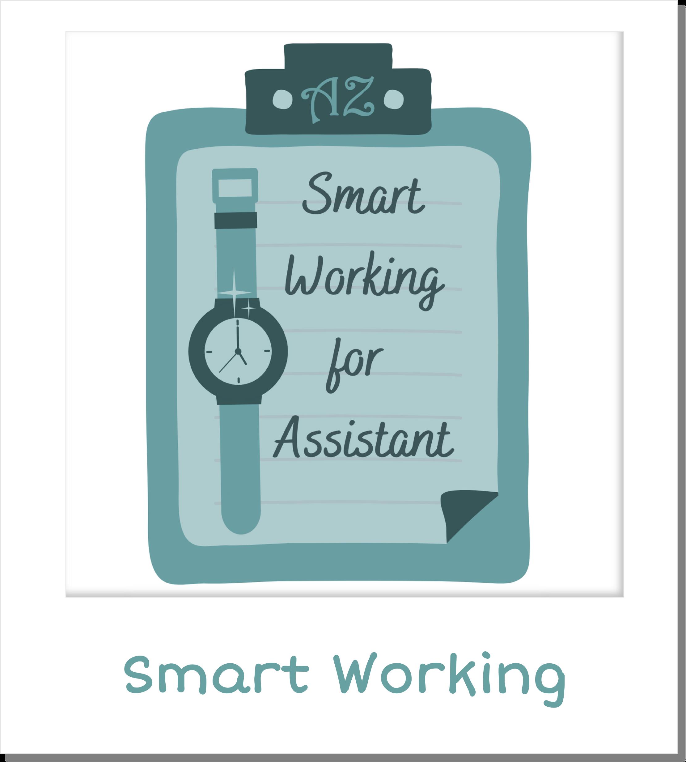 AssistenteDallaAallaZeta Assistente di Direzione Organizzazione delle Attività Lavoro Smart Working Assistente Dalla A alla Zeta
